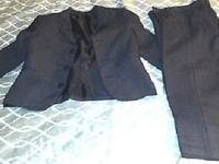 Lot of 4 Suits Boys Sizes 6/7 Church Dress Wedding