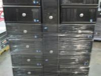 Up for sale is a pallet of USED Dell Optiplex 780 Tower