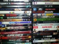 47 DVD's in great/like new condition.Asking $50 firm