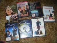 HAVE THEASE MOVIES I DONT NEED AND NEVER WATCH!...ALL