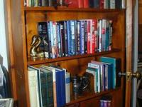 I have for sale a total of 75 books or more, mostly