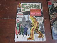 Marvel 12cent comic July 1963 #43 Tales of Suspense