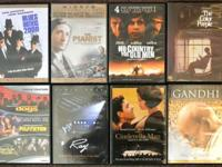 Great deal of (11) DVD's Featuring (17) Great Movies!