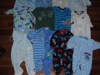 Have a great deal of infant kid clothing. Mostly 0-3