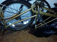 I have a bunch of bikes.6 are all set to offer. Some