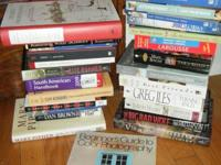 LOT of books $40 for ALL! Secret Ingredients Running
