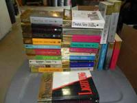 There are 26 Danielle Steel paperback books and 1 hard