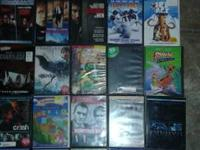 I have a lot of DVDs I'm looking to sell for $1 each.