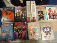 Lot of 10 DVDs. All discs are in good condition. Lot