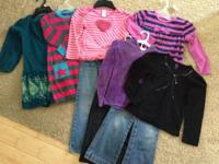I am offering a great deal of fall/winter girls clothes