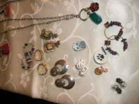 This lot of jewelry is great shape, I just never wear