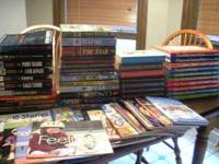 Lot of more than 140 books, most are appropriate for