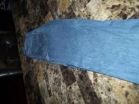 UP FOR SALE IS A LOT OF 4 NAME BRAND JEANS IN GREAT