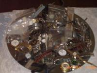 1 & 2. Lot of Watches, Non Working, Some need