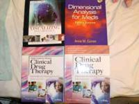 LOT OF NURSING BOOKS ALL BRAND NEW including: Human