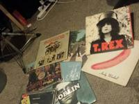 lots of records like the ones in the picture  velvet