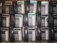 Thirteen (13) Toshiba DKT3210-SD phones from closed