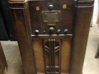 For sale is a great deal of 3 antique radios:. -RCA