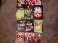 DVDs: -Shawn Michaels: My Journey - Greatest Stars Of