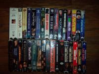 Numerous films starring Mel Gibson, Denzel Washington,