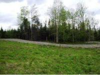 Well located lot w/228' of frontage on town maintained