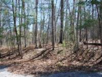 Bank Owned Water Access Lot-priced to sell!Subdivision