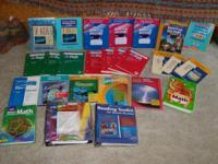 Hello, For Sale is a large lot of 23 homeschooling /