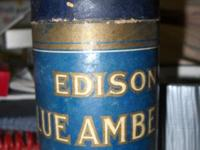 Great deal of 11 cylinder records made by Edison and