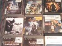 I have a great deal of 12 PS3 computer game (excellent