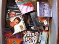 I have accumulated a little over 150+ popular cd's from