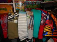 I am selling child's clothing that is all size 2T.