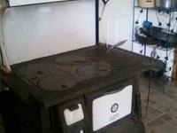 Antique Loth Wood/Coal Cook Stove $900.00 OBRO CASH