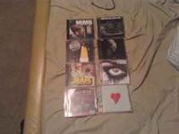 i have lot of cds some rap and some are rock there is