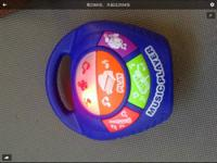 Vtech insane legs learning lady bugs, All lights and
