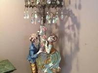 ALMOST 4 FOOT TALL MADE IN ITALY RARE FIND APROX 15-20