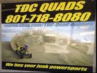 TDC Quads is a licensed dismantler we have USED parts