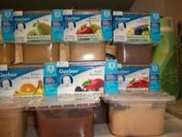I have tons of baby food that the ex and i had stocked