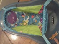 bright star's musical bouncer great condition used