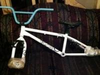I have a 1999 Haro Cozmo bmx frame for sale its in