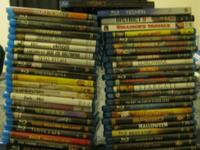 Blu-Rays for Sale. I will sell Individually or the