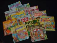 Make an offer on any or all these books. The books are