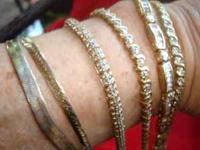 ALL RINGS AND BRACELETS STERLING SILVER ALL RINGS COST