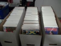 HAVE OVER 800 COMICS ALL IN GREAT CONDITION. THERE ARE