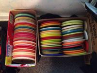 I have over 40+ discs for sale! Lots of innova champ,