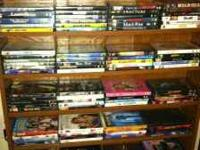 I have various DVD's for sale, I don't need them
