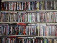 I HAVE LOTS OF DVDS FOR SALE FROM $1 AND UP.I HAVE