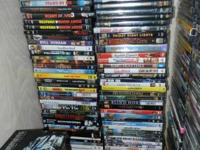 I am selling my blue ray collection come see Please