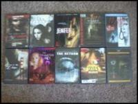 For sale are some dvds, all are in great condition, The