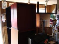 Lots of furniture including book cases $20 each,