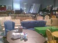 Couches, Sofa sleepers, Reclining sets (couch,